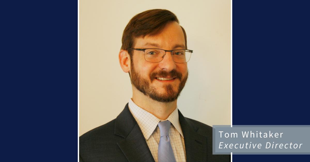 Tom Whitaker, Executive Director at The Carrington